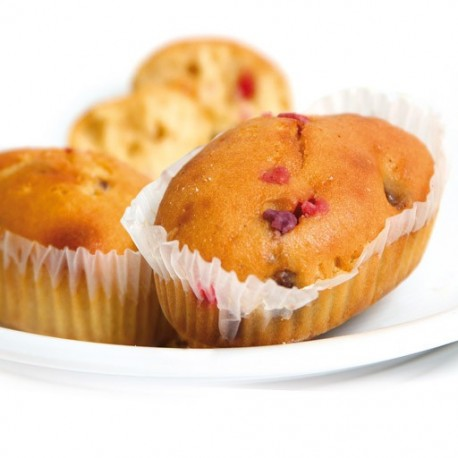 Cakes aux fruits x 6