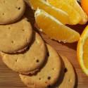 Biscuits orange