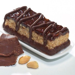 barre Chocolat cacahuète