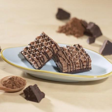 gaufrette chocolat x 2