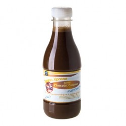 bouteille Chocolat Caramel