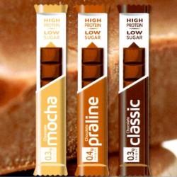 Chocolats fourrés Moka