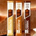 Chocolats fourrés chocolat