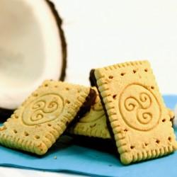 Petit beurre Coco et chocolat